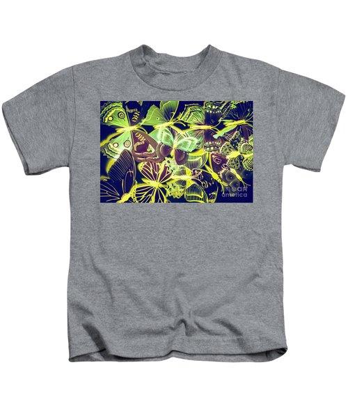 Forest Flutters Kids T-Shirt