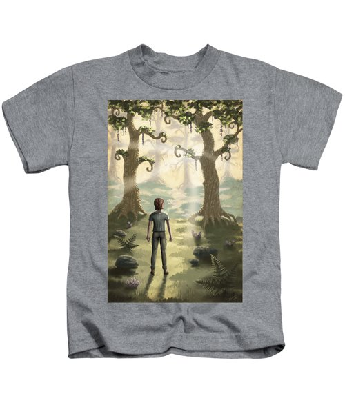 Forest Of Dreams Kids T-Shirt