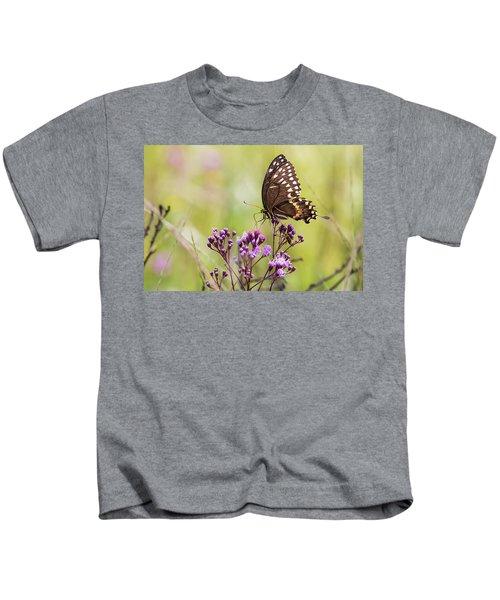 Fragile Wings Kids T-Shirt