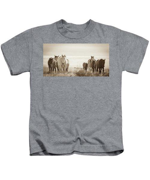 Free Family 3 Kids T-Shirt