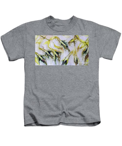 Fuchsia Eco Printed Magic Kids T-Shirt