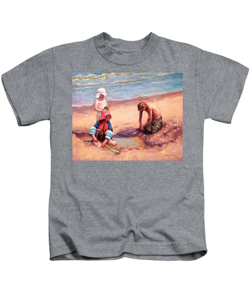 Fun At Jersey Valley Kids T-Shirt