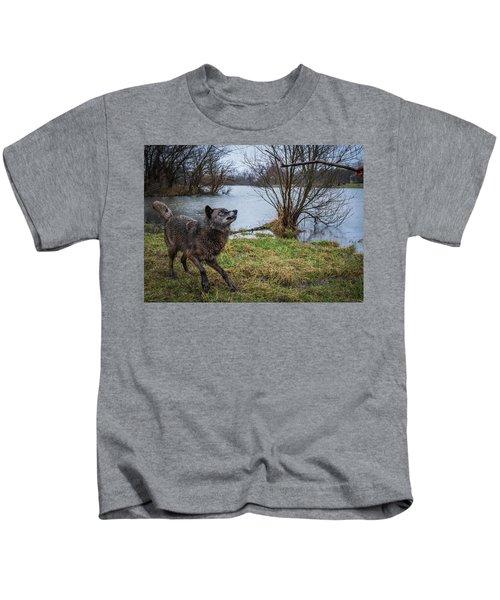 Get The Stick Kids T-Shirt