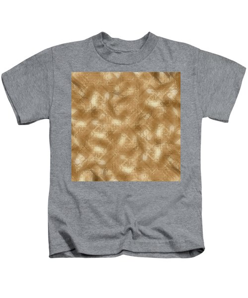 Gold Metal  Kids T-Shirt