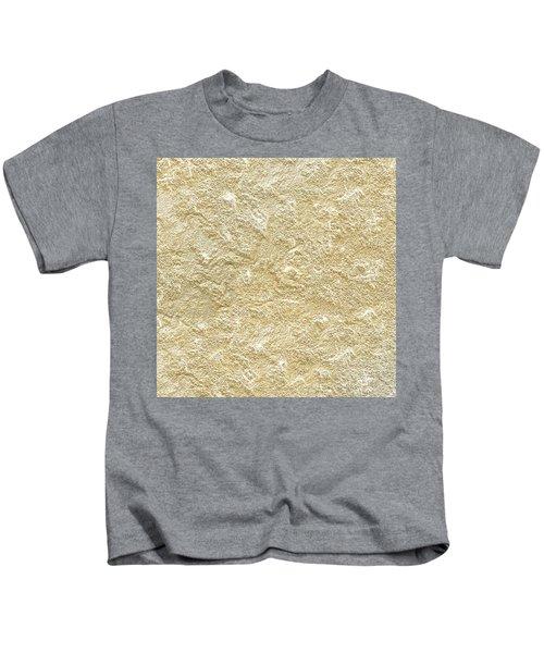 Gold Stone  Kids T-Shirt
