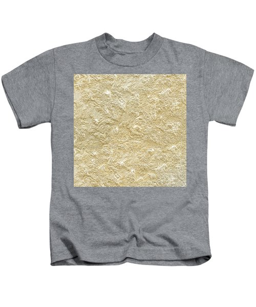 Gold Stone  Kids T-Shirt