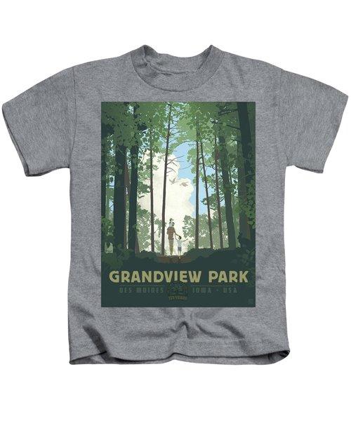 Grandview Park Kids T-Shirt