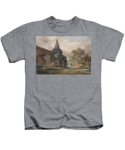 Great Bookham Church, 1793 Kids T-Shirt