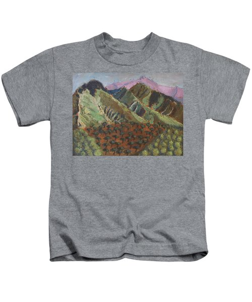 Green Canigou Kids T-Shirt
