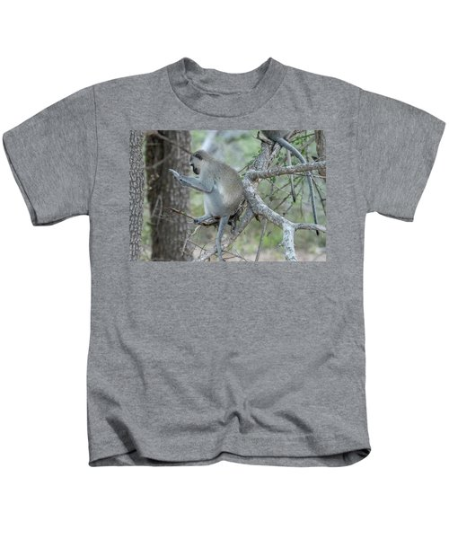 Grooming Or Reading Kids T-Shirt
