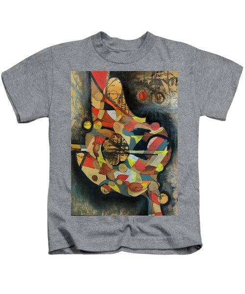 Grounded In Art Kids T-Shirt