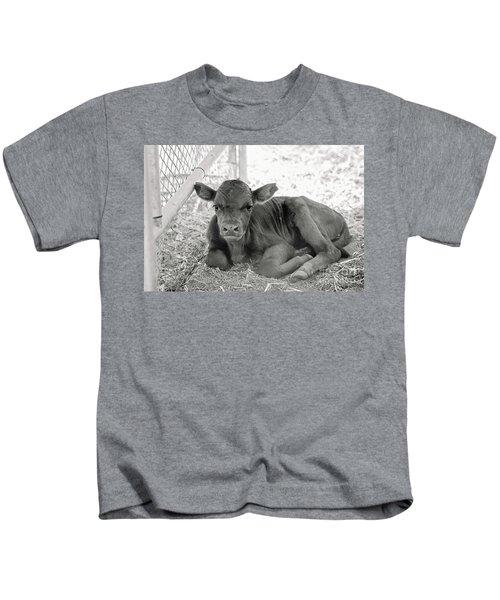 Grumpy Cow Kids T-Shirt