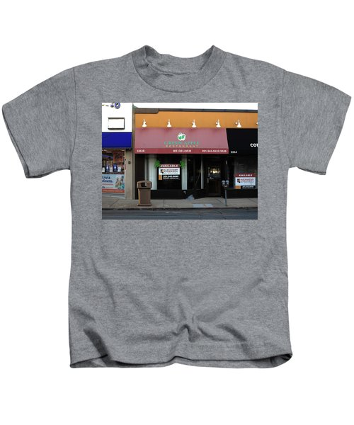 Hackensack, Nj -  Green Apple 2018 Kids T-Shirt