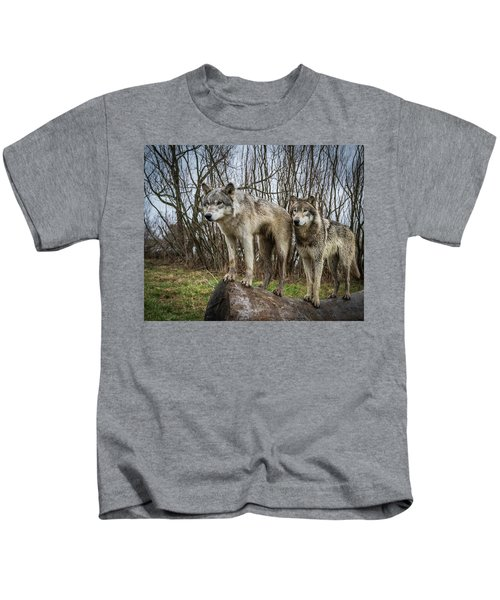 Hangin On The Log Kids T-Shirt