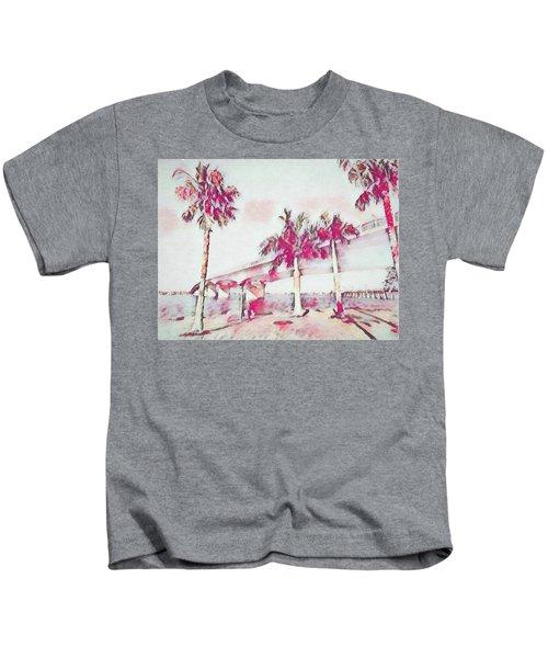 Harts Landing Sarasota Kids T-Shirt