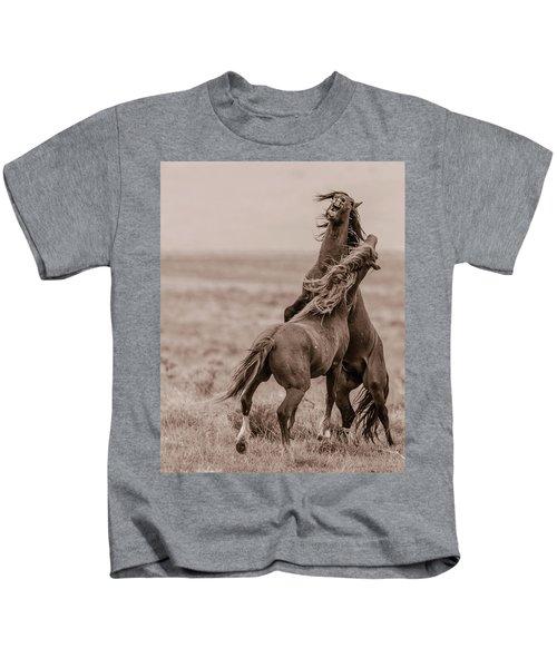 He Means It Kids T-Shirt