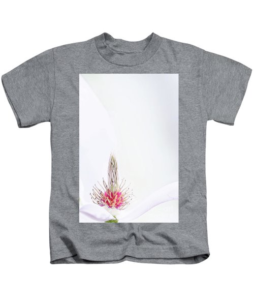 The Heart Of A Magnolia Kids T-Shirt