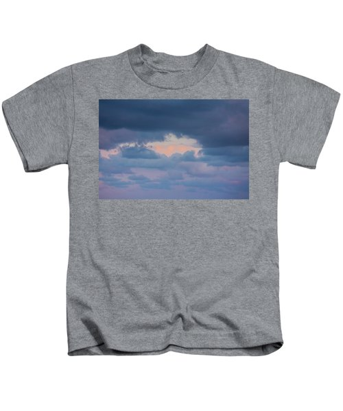 High Above The Clouds Kids T-Shirt
