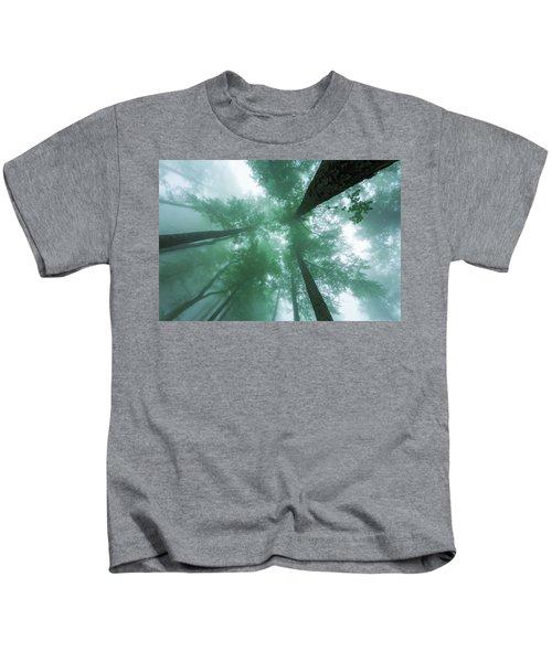High In The Mist Kids T-Shirt