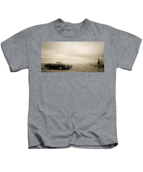 High Plains Drifter Kids T-Shirt