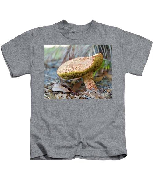 Hog Mushroom Kids T-Shirt