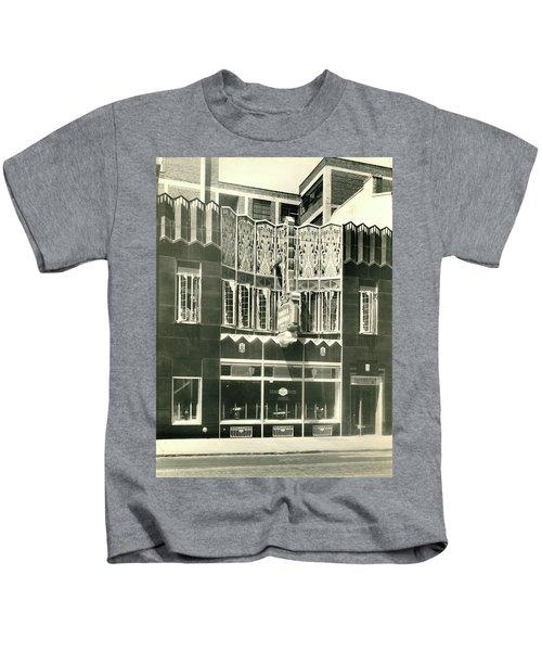 Horn And Hardart, S 18th St., Philadelphia Kids T-Shirt