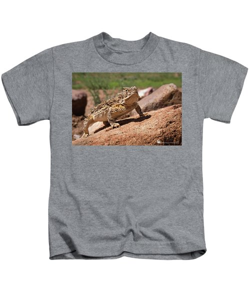Horny Toad Kids T-Shirt