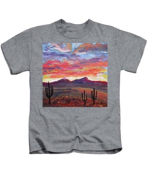 How I See Arizona Kids T-Shirt