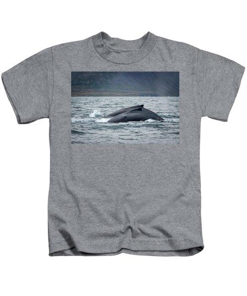 Humpback 7 Kids T-Shirt