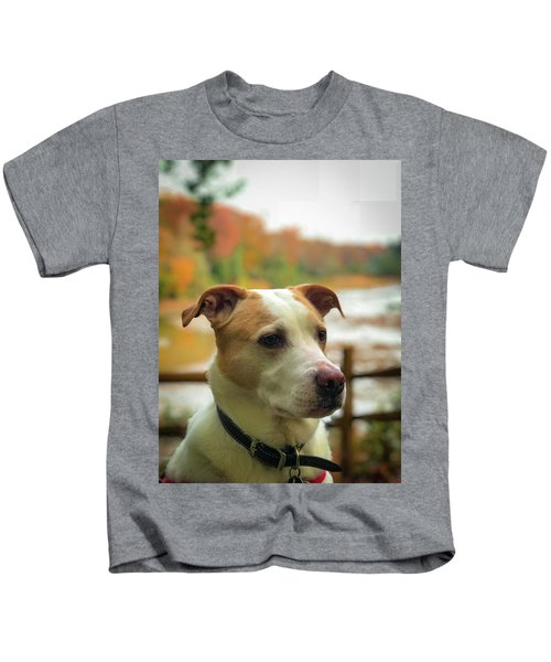 I See Something Kids T-Shirt