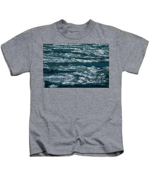 Ice Cold With Filter Kids T-Shirt
