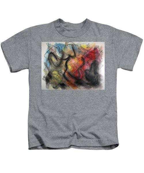 Ignis Sacrificium Kids T-Shirt