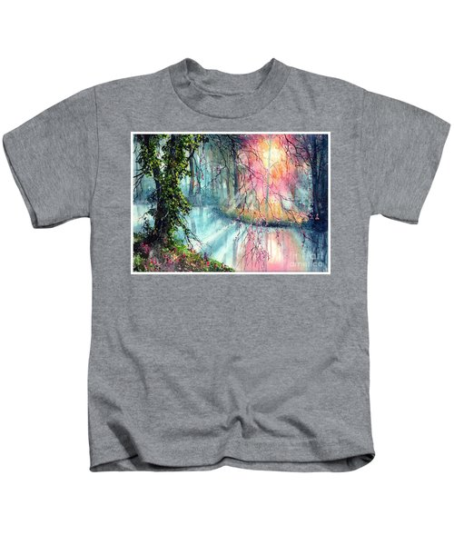 In The Nature Reserve Kids T-Shirt