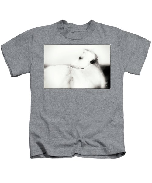In The Quiet Of The World Kids T-Shirt
