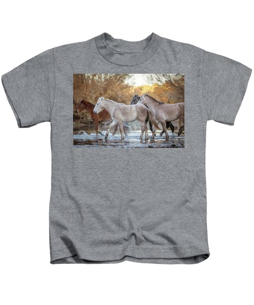 In The River Kids T-Shirt