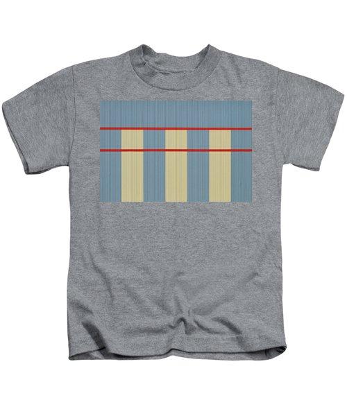 Industrial Minimalism 8 Kids T-Shirt
