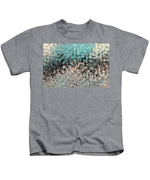 Isaiah 48 17. Walking In The Spirit Kids T-Shirt