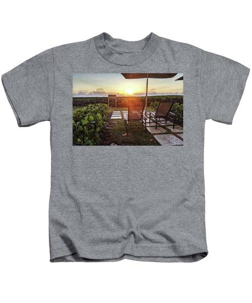 It's Morning Kids T-Shirt