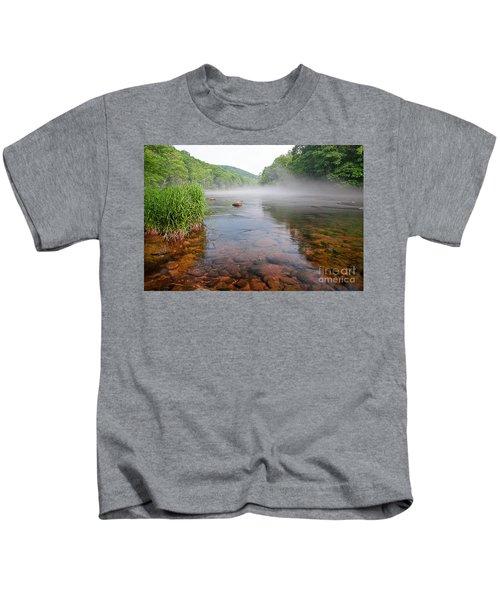 June Morning Mist Kids T-Shirt
