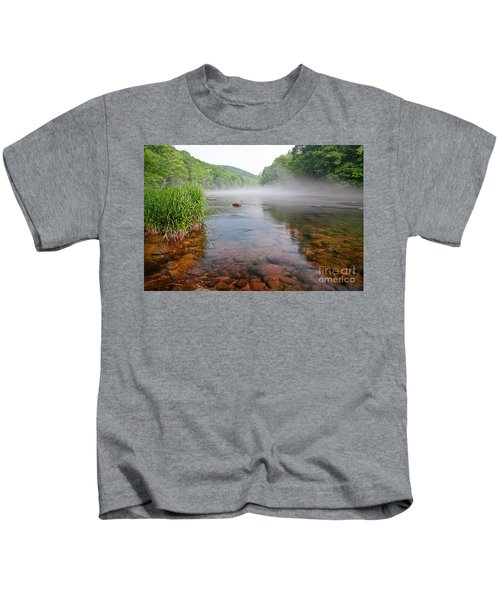 June Morning Mist Kids T-Shirt