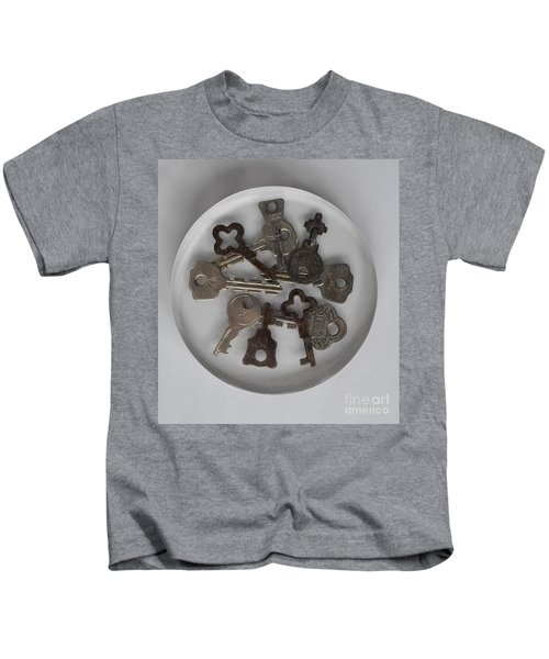 Keys In Resin Kids T-Shirt