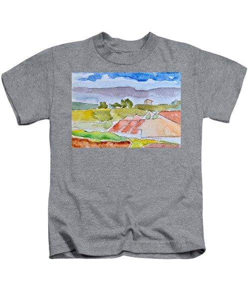 Laguna Del Sol #4 Kids T-Shirt