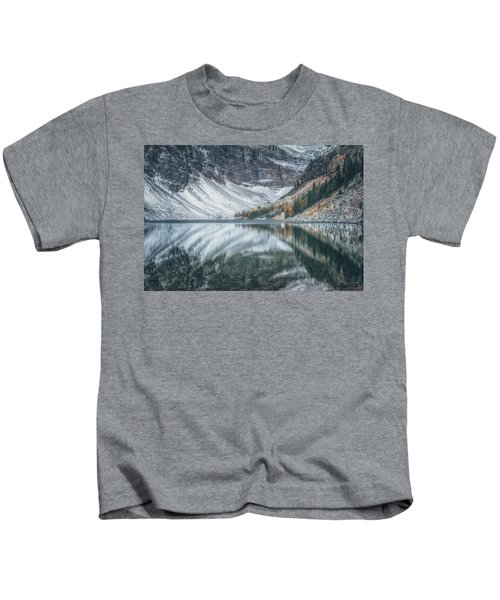 Lake Agnes No 3 Kids T-Shirt