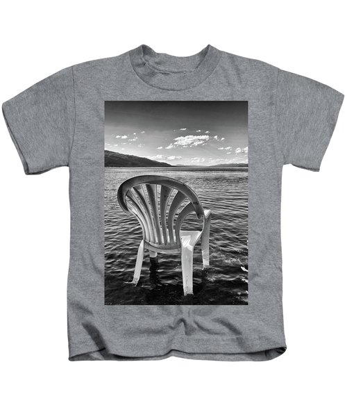 Lakeside Waiting Room Kids T-Shirt