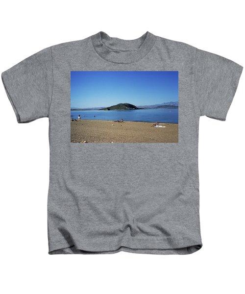 Las Vegas 1984 #6 Kids T-Shirt