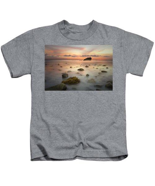 Malibu Sunset Kids T-Shirt
