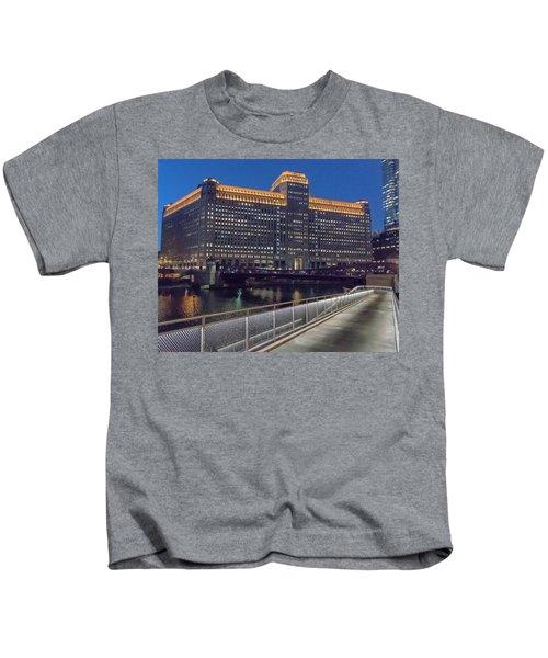 Lighted Walk Kids T-Shirt