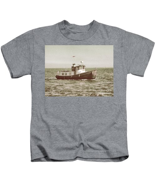 Lil Tugboat Kids T-Shirt