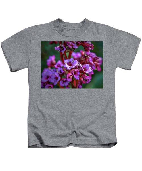 Lilac #h9 Kids T-Shirt