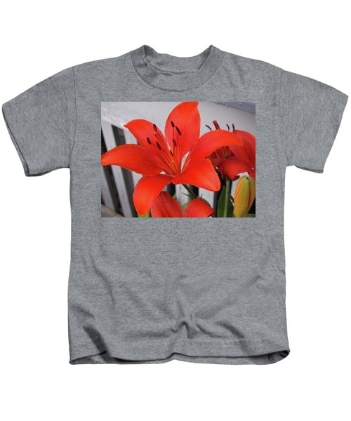 Lilixplosion 8 Kids T-Shirt